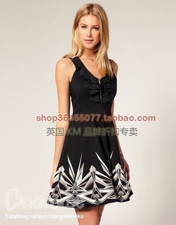 На этой неделе у нас новое поступление платье марки KAREN MILLEN...