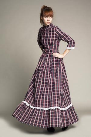 "платье  ""Hippy-style "" Стилизация под folk-эксперименты моды 70-х. Платье..."