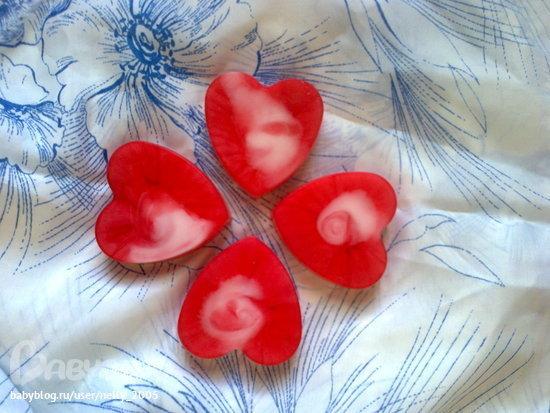 Как сделать сердечка к 14 февралю