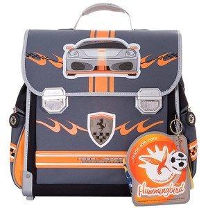 """Школьный ранец Hummingbird  """"Need for Speed """".  Ранец для мальчика 33358."""