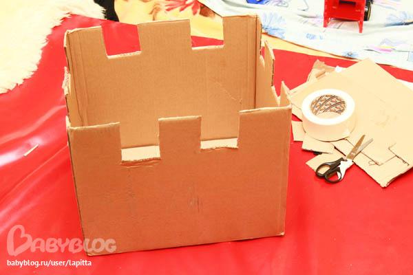Замок коробка своими руками 76