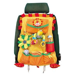 Органайзер для детских мелочей в виде игрушки на автосиденье Babymoov.