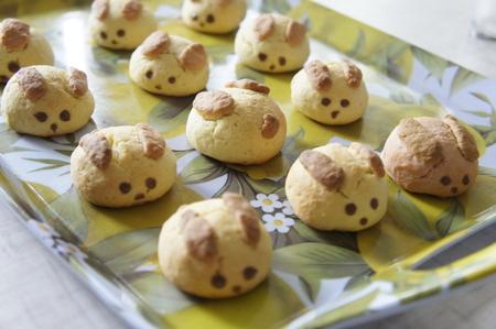 Рецепт печенья для детского сада