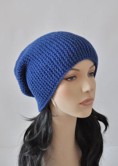 Вязание на спицах шапок