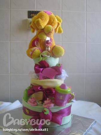 Подарки на рождение дочери