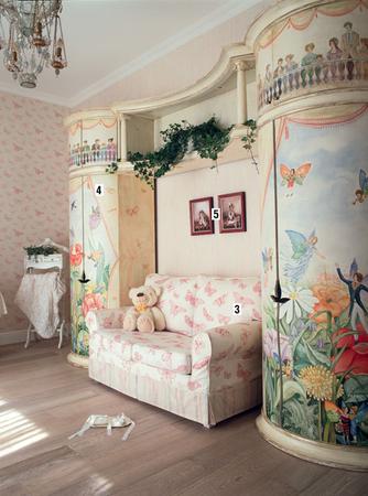 Дизайн комнаты от 8 лет