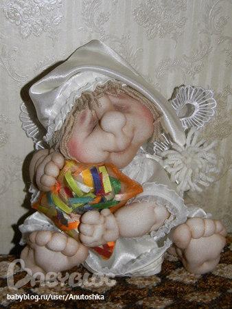 Куклы Своими Руками Попики Мк Елены Лаврентьевой 92