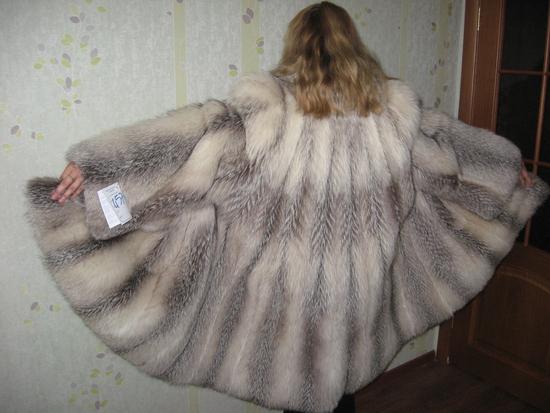Это фото находится еще в разделах: как сшить меховой жилет из воротников.