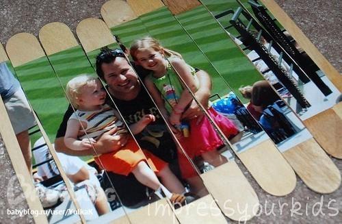 Пазл из семейной фотографии