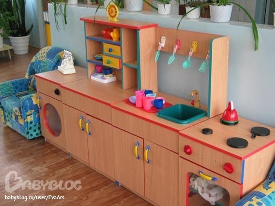 Своими руками мебель для садика