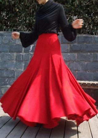 Модно длинные юбки доставка