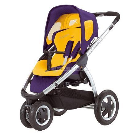 Сумка для коляски сиреневого цвета Maxi-Cosi, цена 250грн.  Слинг.