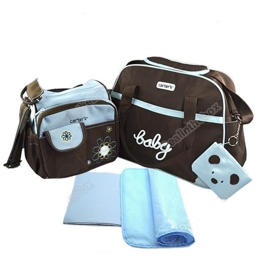 Стильная сумка для мамы и на коляску.  16. Сумка Bellotte Fashion (rosy...