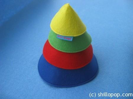 Пирамидка своими руками для малышей выкройки 10
