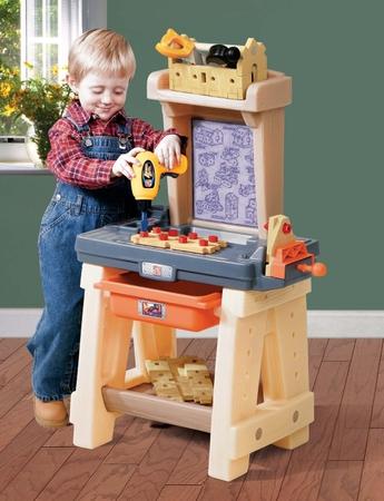 Как сделать мастерскую своими руками для ребенка