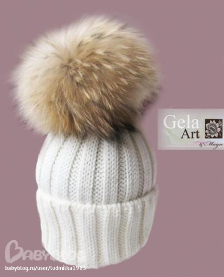 Описание: шапки вязание на