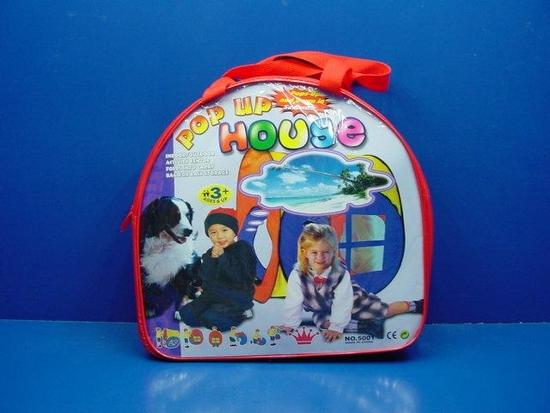 Детская игровая палатка, цвет в ассорт.