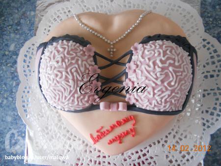 Торт женская грудь фото