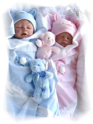 фото двойняшек мальчиков и девочек