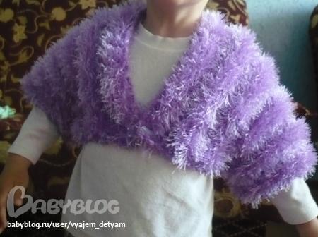 Продаю вязаное болеро для
