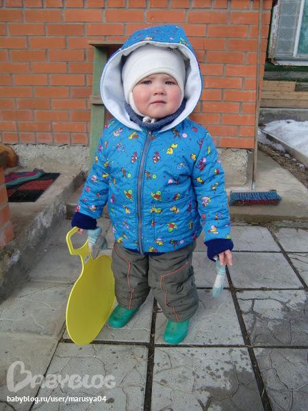 Шьем курточку для малышей