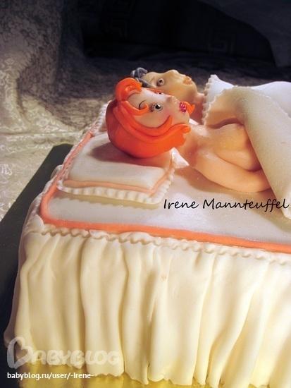 гофотография проданого торта кресса