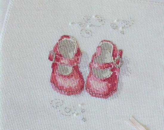 схемам детских вышивок