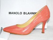 Женские туфли Manolo Blahnik.