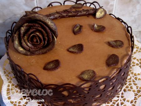 Торт мулатка фото