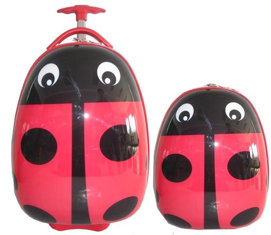 Детские чемоданы на колесиках IC72
