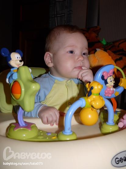 поход к неврологу 8.5 месяцев