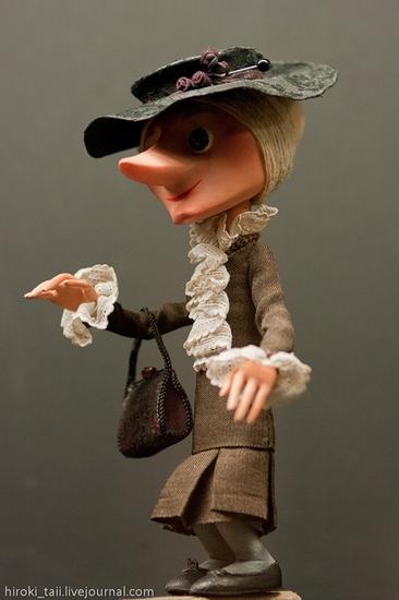 Шляпа шапокляк своими руками 674