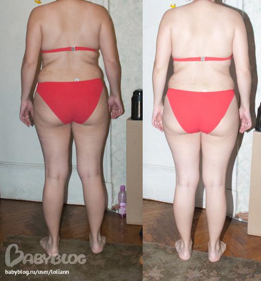 похудеть на 24 кг за месяц