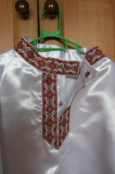 Рубаха в русском народном стиле сшить 29