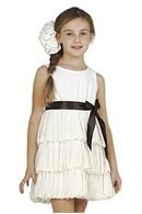 платья в пол для детей