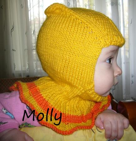 Шапочка шлем для новорожденного видео