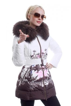 Продуманный дизайн и. Самара : Женская куртка-пуховик Snow Classic р-р.