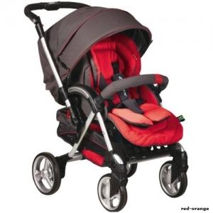Детская прогулочная коляска Jetem Qbix S-709 W (Жетем)