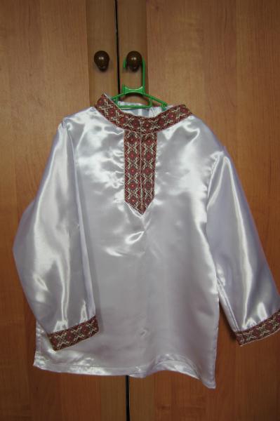 Рубаха в русском народном стиле сшить 28