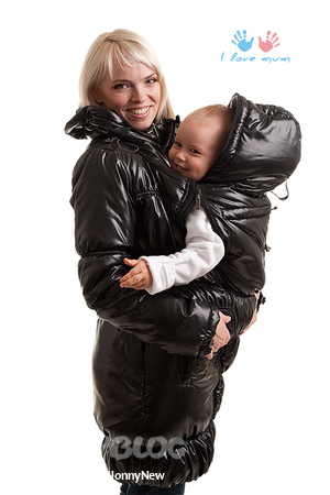 Дорогие мамы, в продаже появились черные слингокуртки для ОЧЕНЬ...