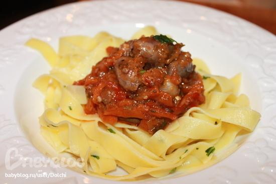 сердечки куриные в томатном соусе рецепт с фото