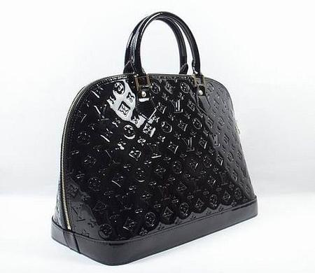 Копии сумок Louis Vuitton лаковые, матовые.