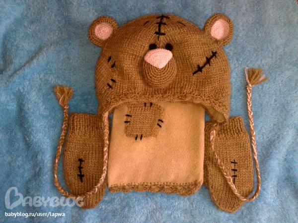 наш мишка Тедди