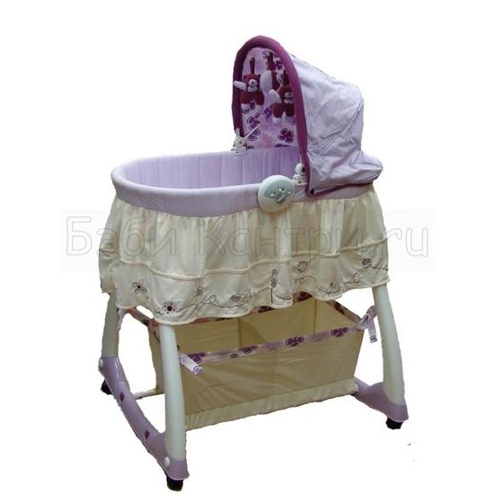 кроватки люльки для новорожденных.