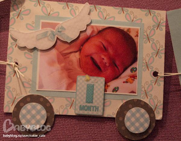 Рамка для новорожденного своими руками 38