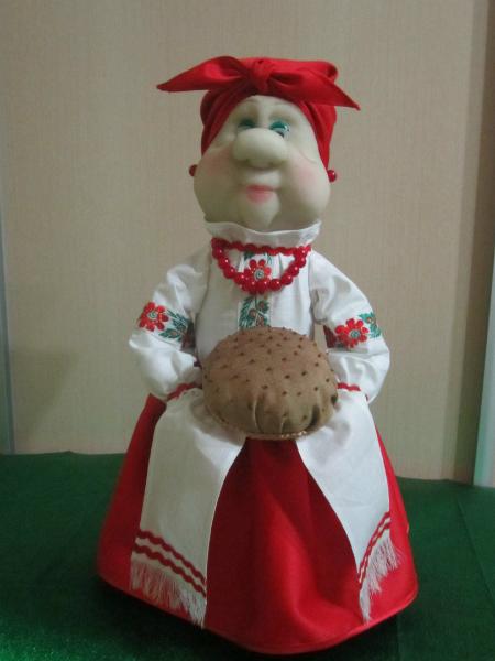 Как сделать куклу из капронового чулка своими руками