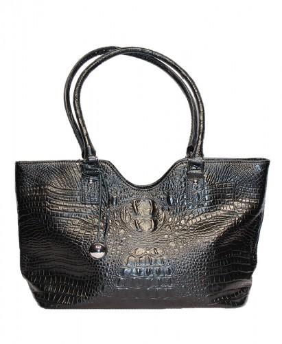 Agape сумка женская 05114 цвет: чёрный.