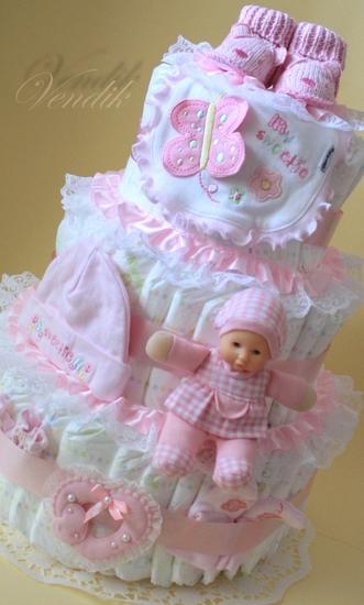 Подарок новорожденной своими руками фото 789