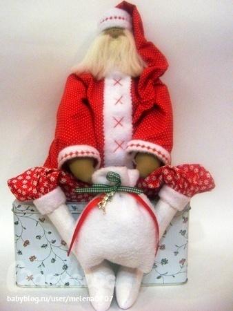 Скандинавские куклы своими руками 81