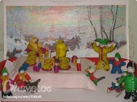 Масленица для детского сада детские поделки